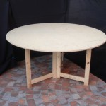 Round table 8 seater